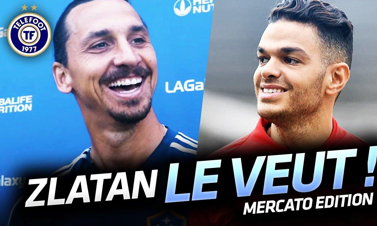 La Quotidienne Mercato du 19/07: Zlatan veut Ben Arfa