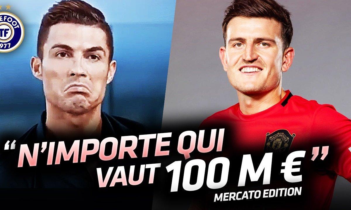 La Quotidienne Mercato du 21/08: Le coup de gueule de Ronaldo