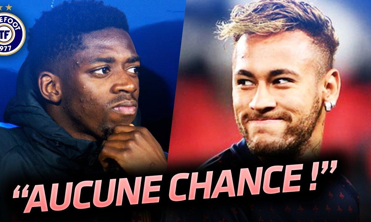"""La Quotidienne Mercato du 28/08 : """"Aucune chance"""" que Dembélé quitte le Barça !"""