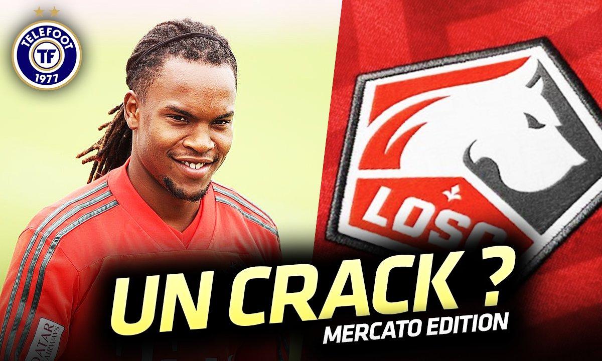 La Quotidienne Mercato du 23/08 : Renato Sanches, LE GROS COUP pour Lille ?