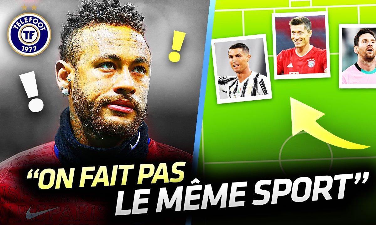 La Quotidienne du 18/12 : Neymar trolle le 11 de l'année !
