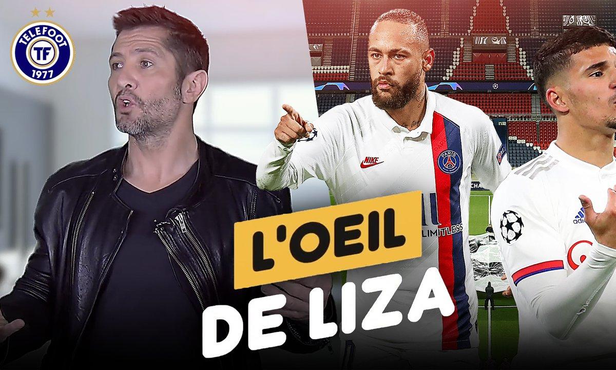 """L'œil de Liza du 02/06 : """"Un danger pour le PSG et l'OL"""""""