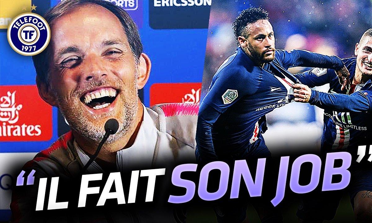 La Quotidienne du 23/09 : Neymar encore DECISIF avec Paris