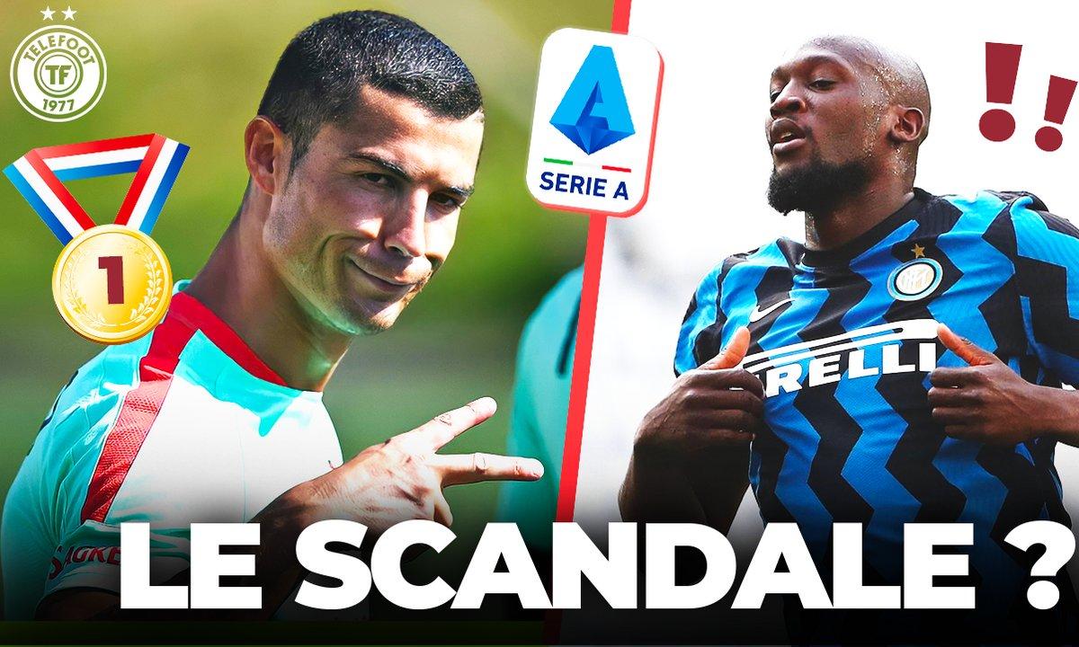 La Quotidienne du 01/06 : les trophées individuels en Serie A font polémique