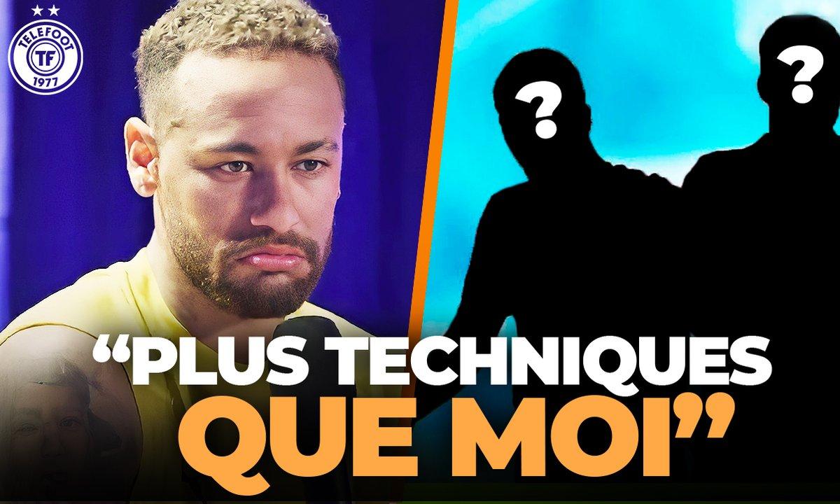 La Quotidienne du 04/07 : Neymar dévoile son top 5 des joueurs les plus techniques