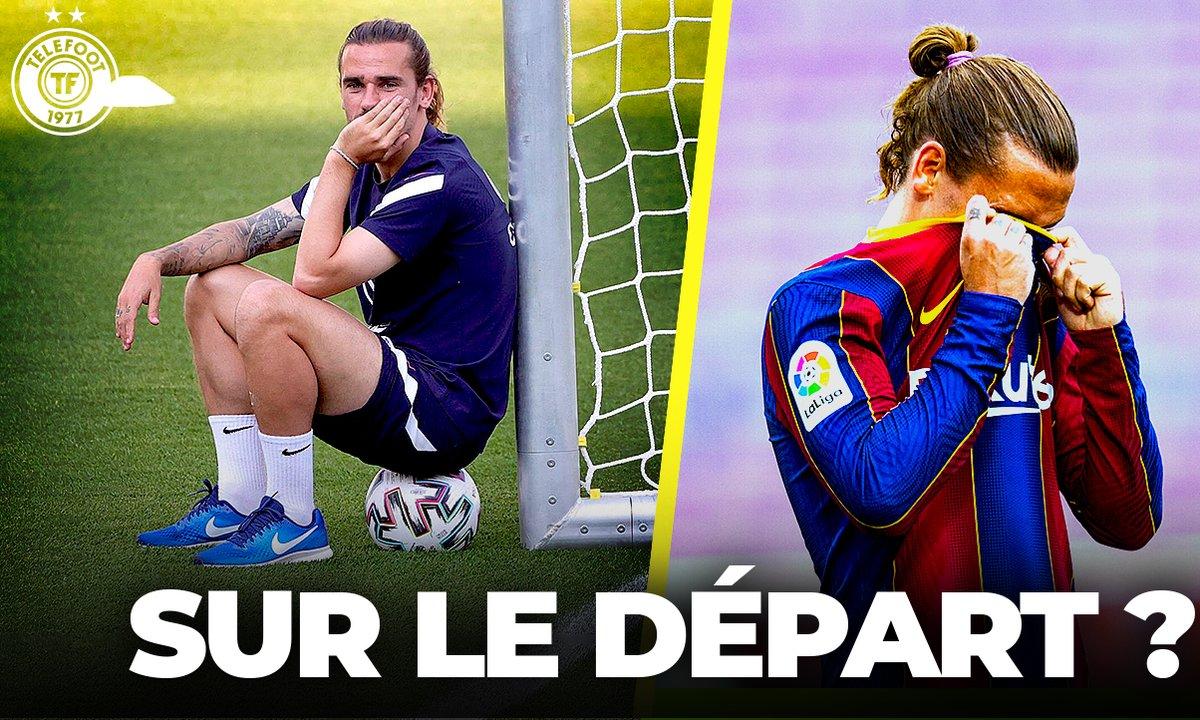 La Quotidienne du 06/07 : C'est tendu pour Antoine Griezmann au Barça !