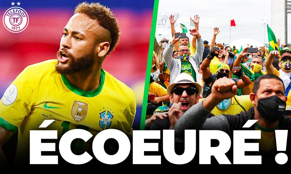 La Quotidienne du 10/07 : Le gros coup de gueule de Neymar avant la finale