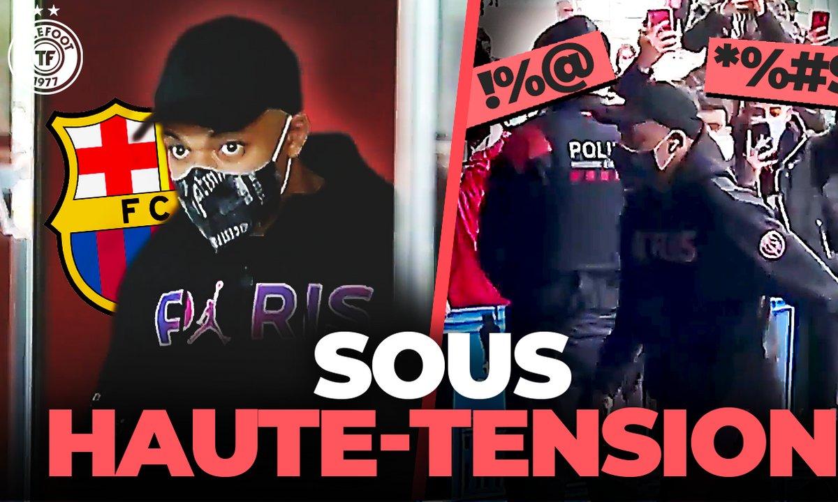 La Quotidienne du 16/02 : Le PSG en terrain hostile à Barcelone !