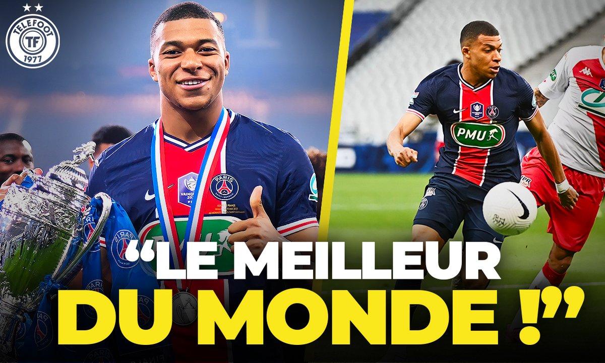 """La Quotidienne du 20/05 : Mbappé, le """"meilleur"""" joueur du monde ?"""