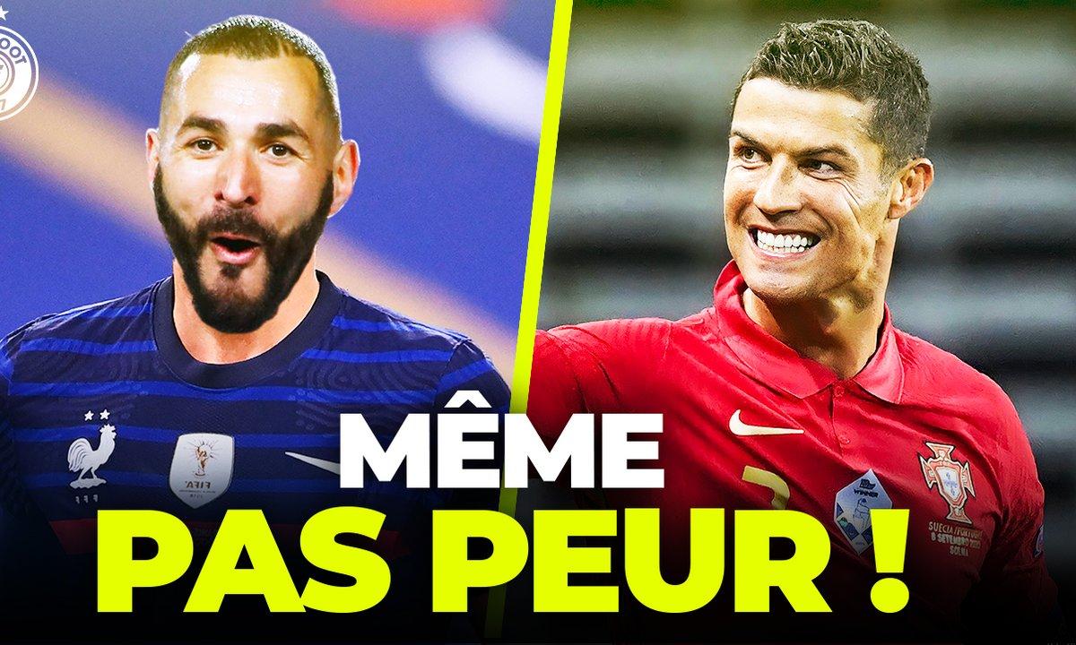 La Quotidienne du 21/05 : Le Portugal ne craint pas Benzema
