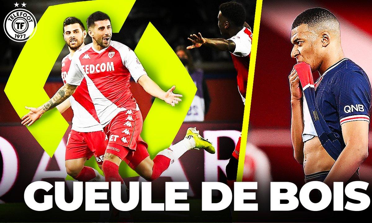 La Quotidienne du 22/02 : Monaco refroidit Paris, la Ligue 1 relancée !