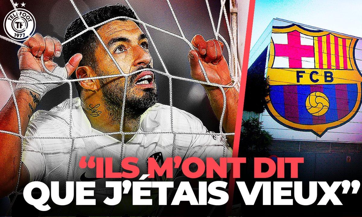 La Quotidienne du 23/02 : Luis Suarez règle ses comptes avec le Barça !
