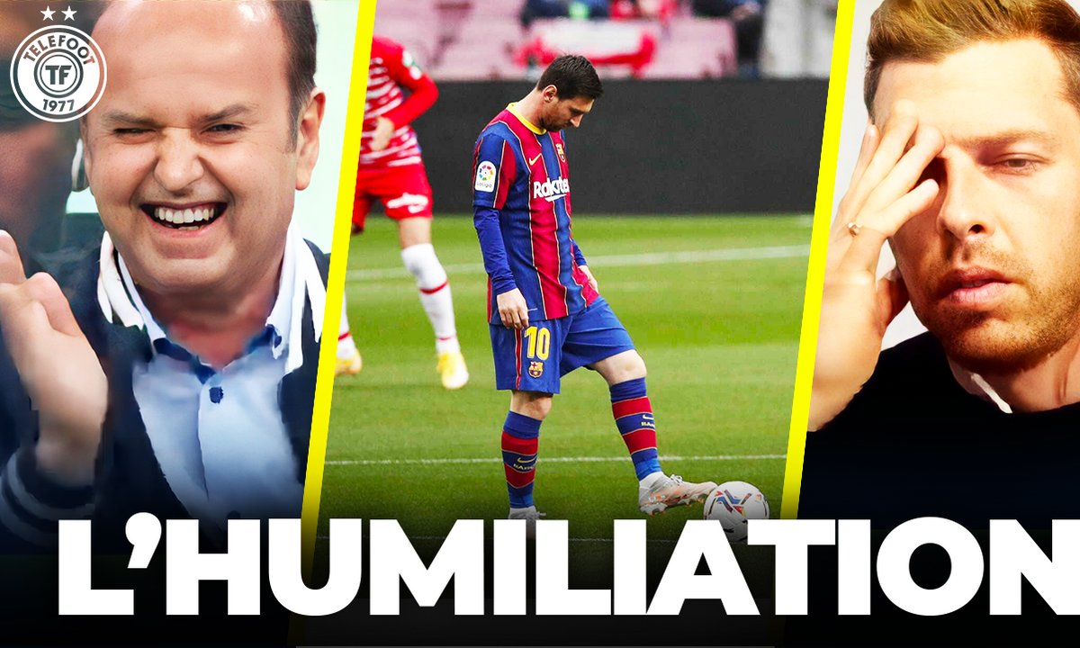 La Quotidienne du 30/04 : Le Barça se fait troller après l'humiliation en Liga !