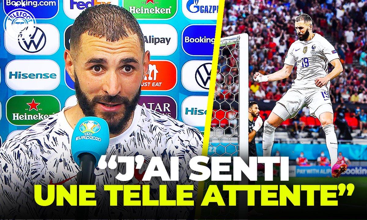 La Quotidienne du 24/06 : Benzema relâche la pression après Portugal-France !