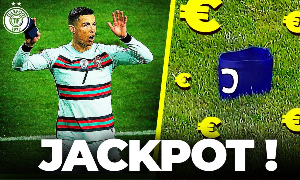La Quotidienne du 02/04 : le coup de sang de Cristiano Ronaldo rapporte gros !