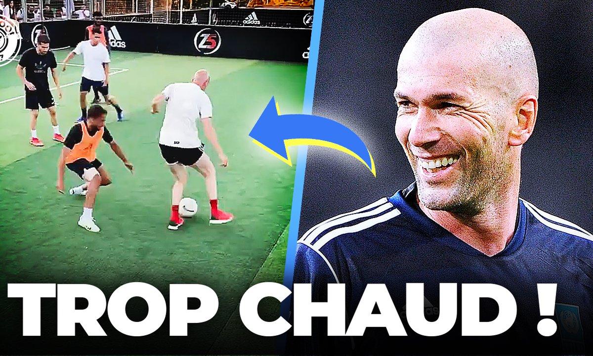 La Quotidienne du 01/07 : Quand Zidane régale au five