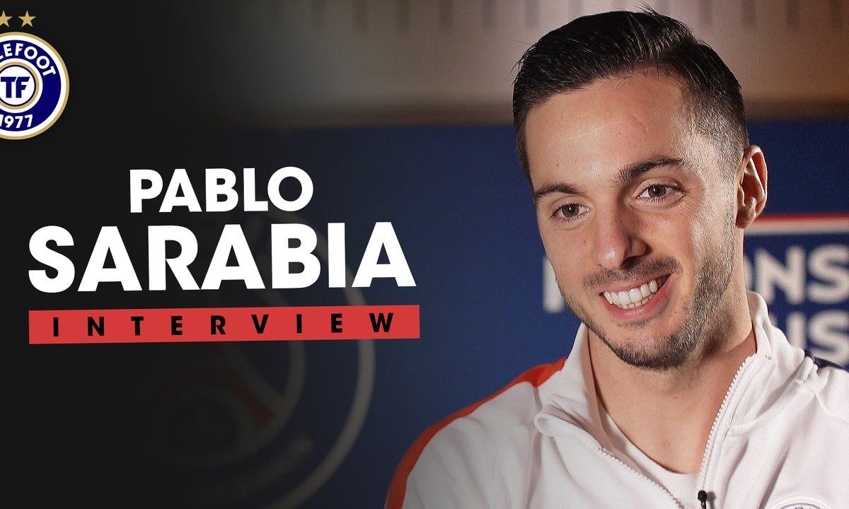 """EXCLU - Pablo Sarabia : """"On sera une équipe très difficile à battre"""""""