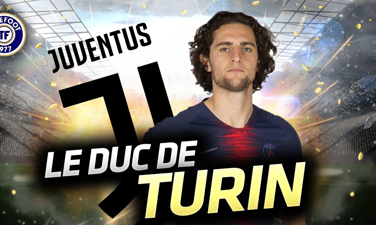 La Quotidienne du 01/07 : Rabiot, duc de Turin