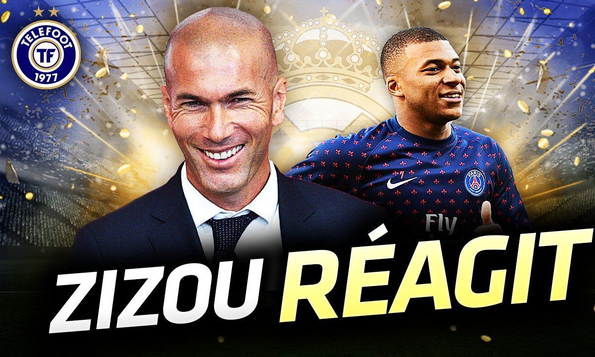 La Quotidienne du 28/05 : Zidane réagit à Mbappé !