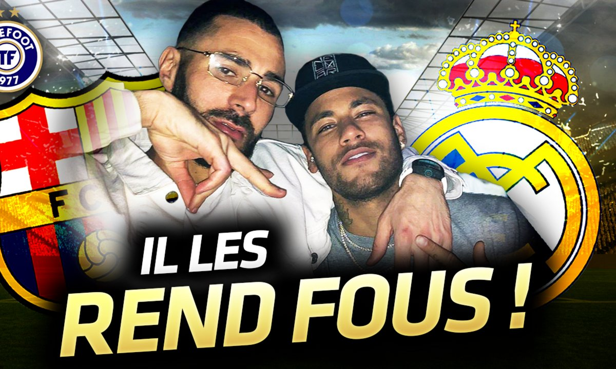 La Quotidienne du 21/06 : Neymar les rend fous !