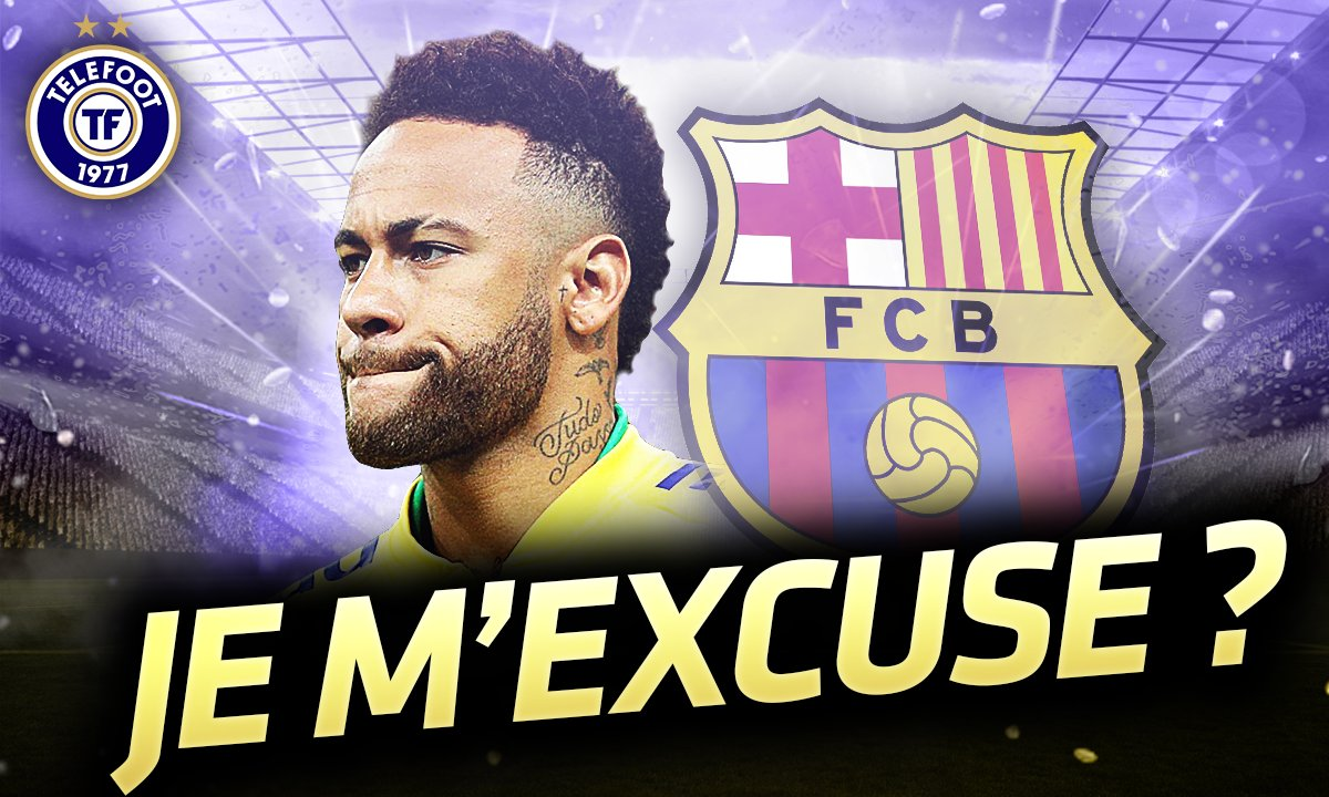 La Quotidienne du 25/06 : Les excuses de Neymar ?