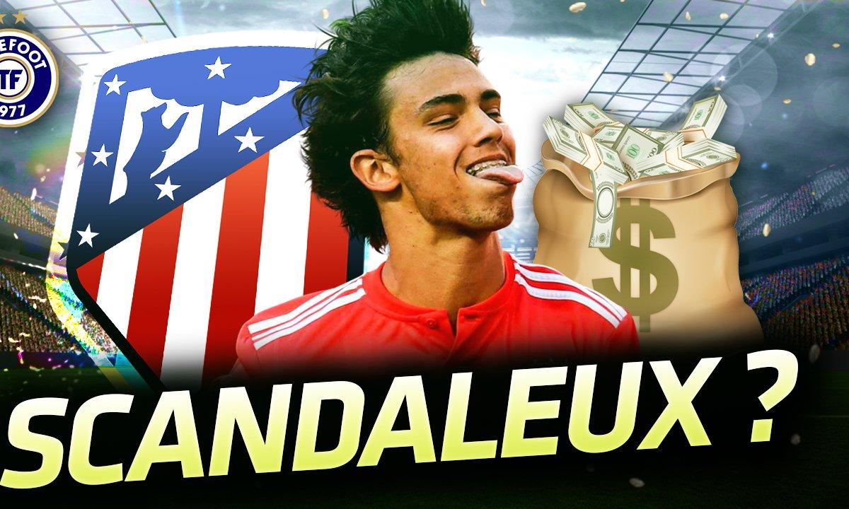 La Quotidienne du 27/06 : Sacandaleux, le transfert de Joao Felix ?