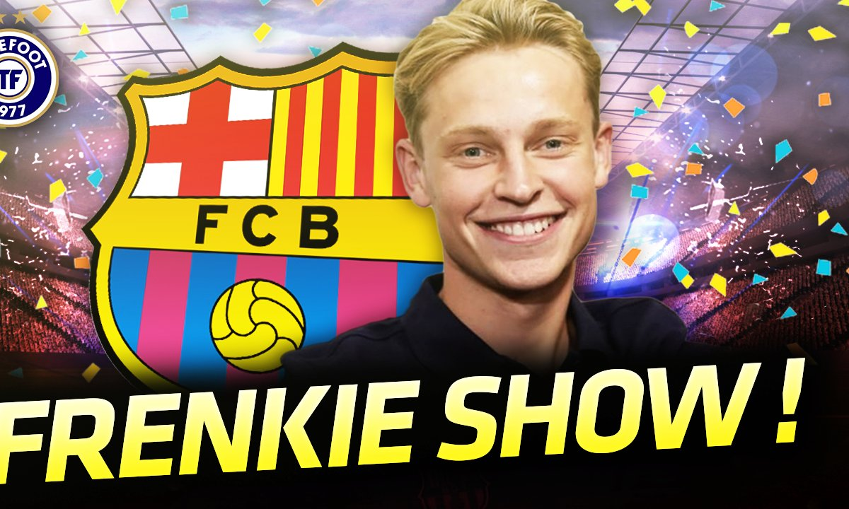 La Quotidienne du 05/07: Frenkie Show !
