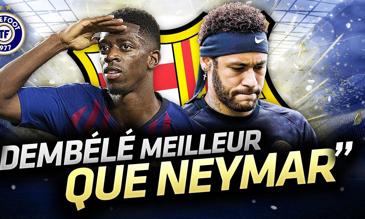 La Quotidienne du 06/07: Dembélé meilleur que Neymar ?!