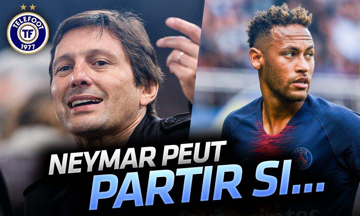 La Quotidienne Mercato du 09/07: Neymar peut partir si...