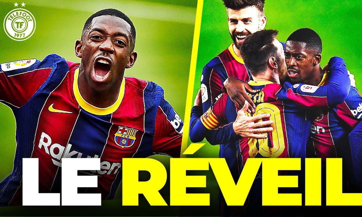 La Quotidienne du 04/03 : Dembélé héros de la remontada du Barça !