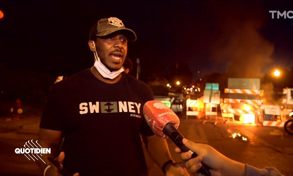 Minneapolis : 5eme jour d'affrontements après la mort de George Floyd