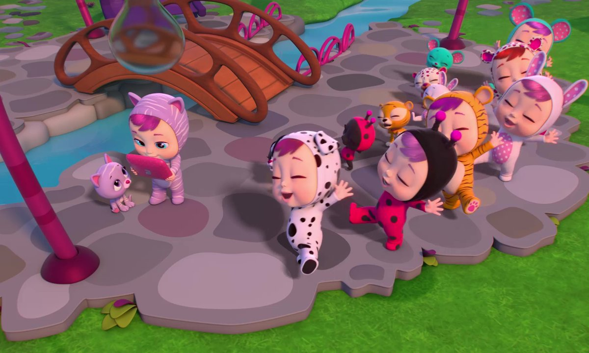 Cry Babies - S01 E03 - Minou, Minou !