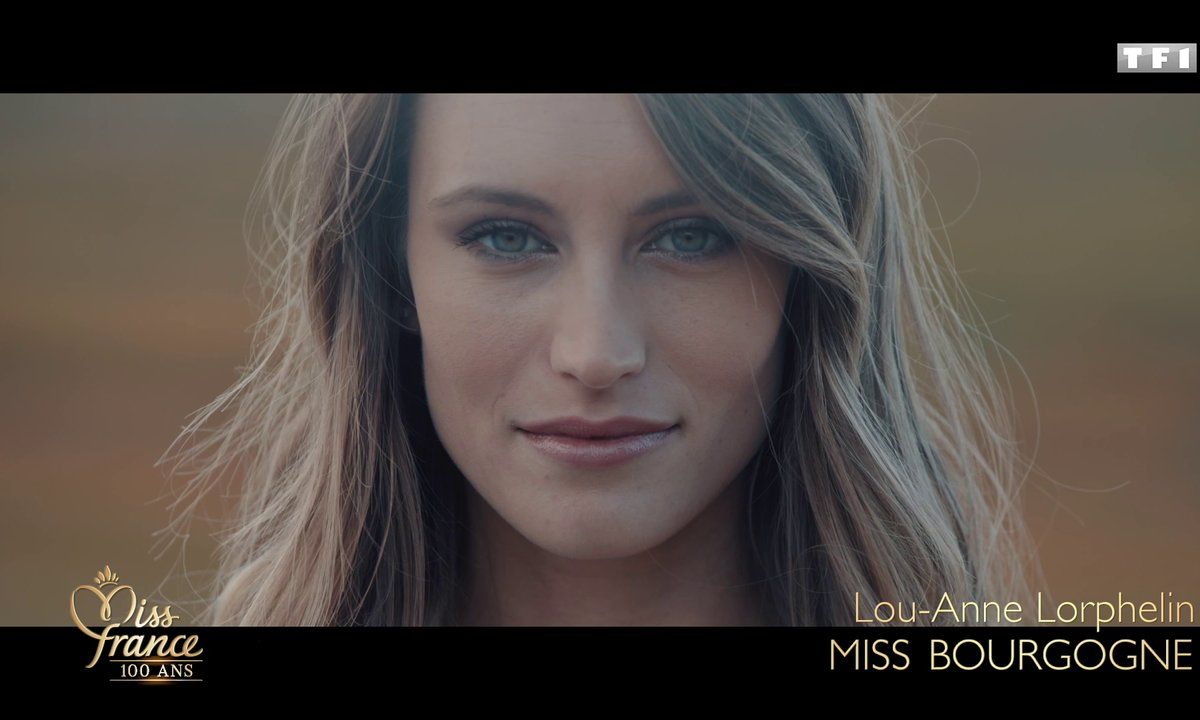Miss Bourgogne 2020 est Lou-Anne Lorphelin (candidate à Miss France 2021)