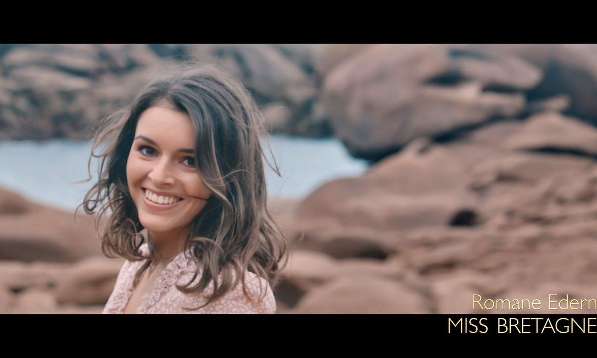 Miss Bretagne 2019, Romane Edern