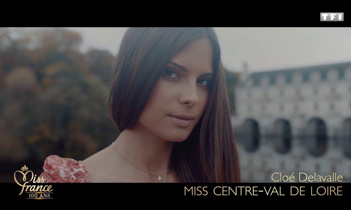Miss Centre-Val de Loire 2020 est Cloé Delavalle (candidate à Miss France 2021)