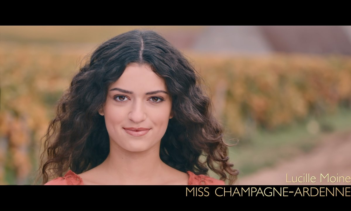 Miss Champagne-Ardenne 2019, Lucille Moine