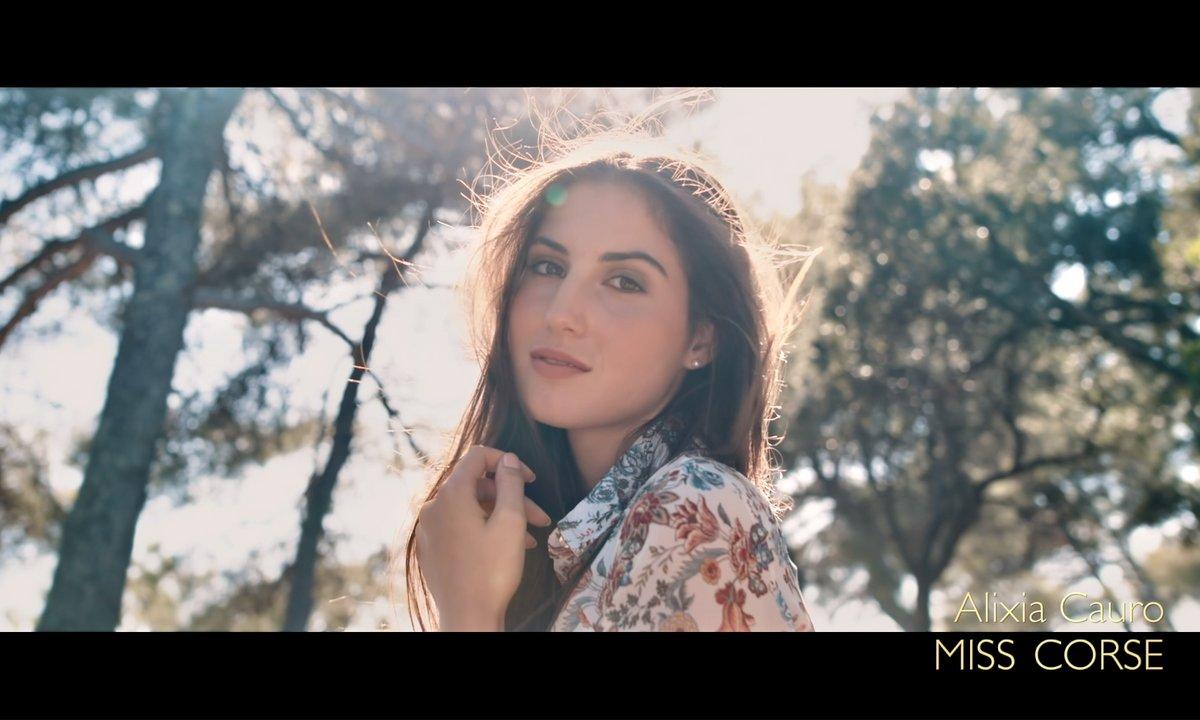 Miss Corse 2019, Alixia Cauro
