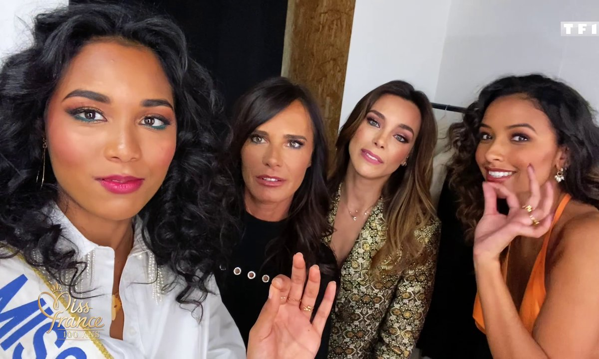 Miss France 2021:40 Miss réunies pour un shooting d'exception !