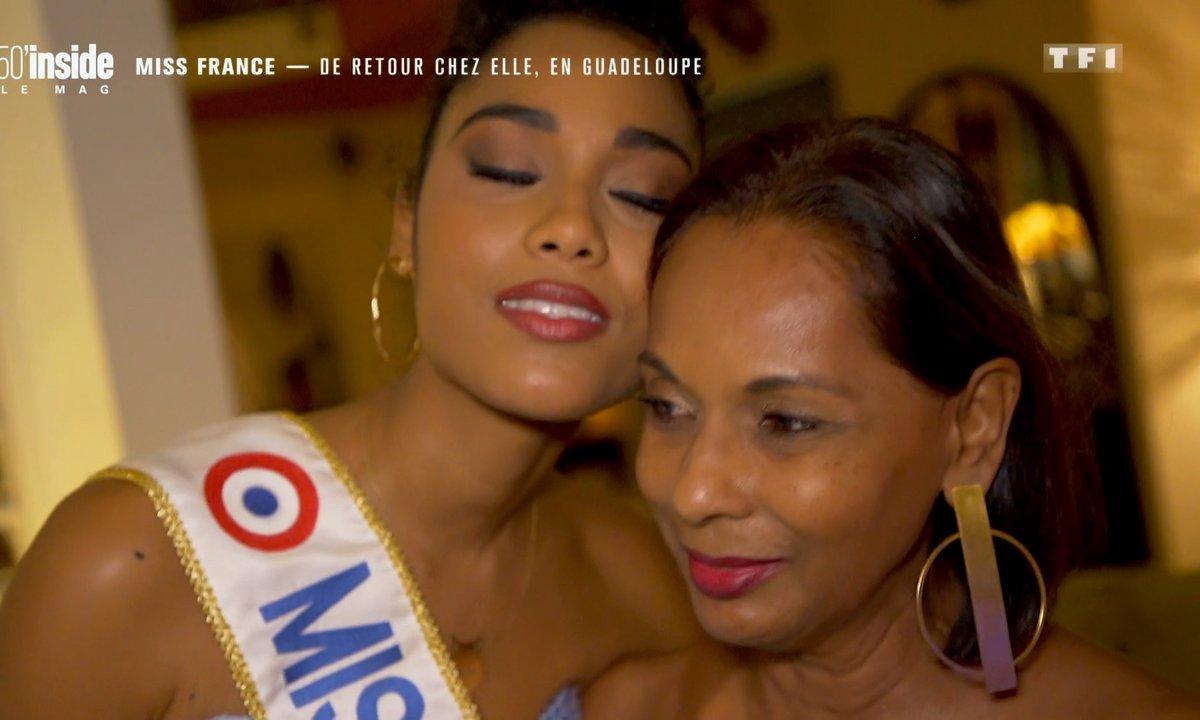 Miss France : le retour riche en émotion de Clémence Botino en Guadeloupe