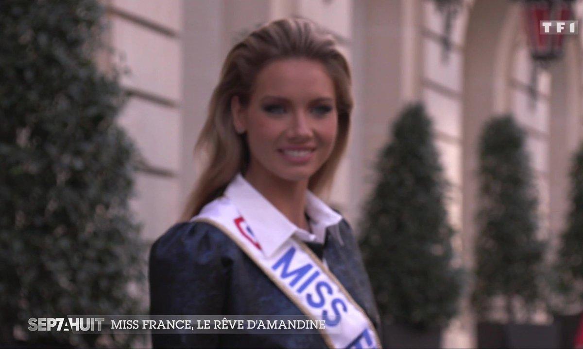 Miss France : le rêve d'Amandine