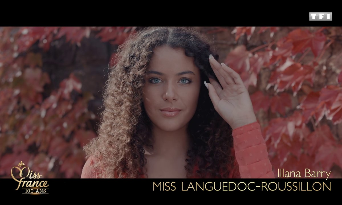 Miss Languedoc-Roussilon 2020 est Illana Barry (candidate à Miss France 2021)