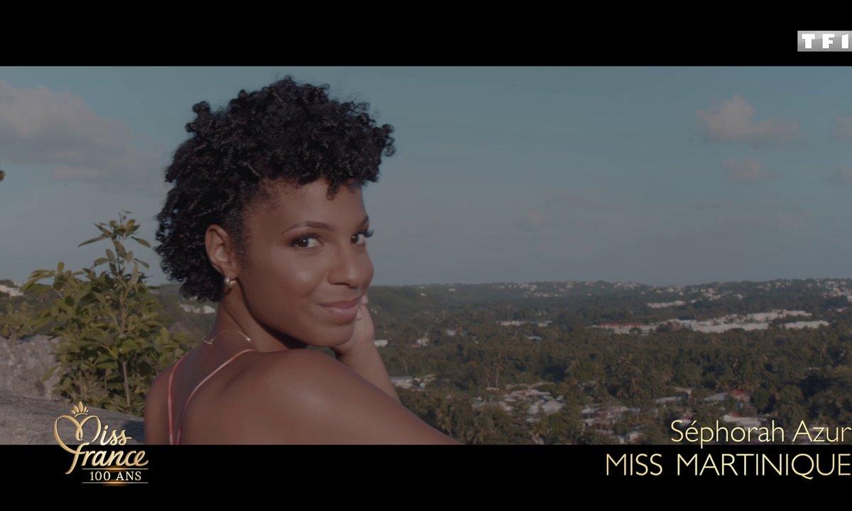 Miss Martinique 2020 est Séphorah Azur (candidate à Miss France 2021)