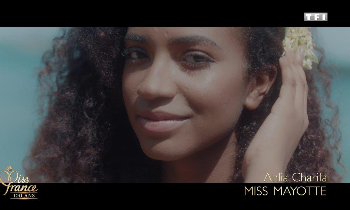 Miss Mayotte 2020 est Anlia Charifa (candidate à Miss France 2021)