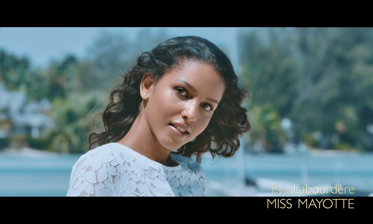 Miss Mayotte 2019, Eva Labourdère