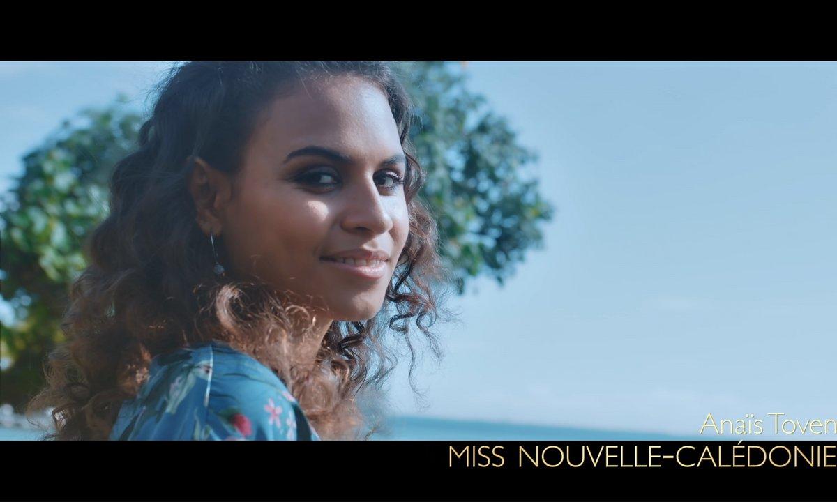 Miss Nouvelle-Calédonie 2019, Anaïs Toven