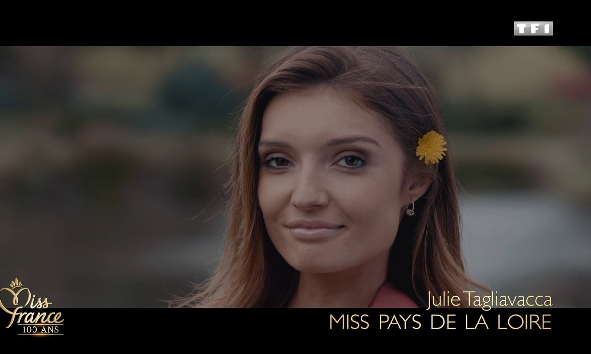 Miss Pays de La Loire 2020 est Julie Tagliavacca (candidate à Miss France 2021)