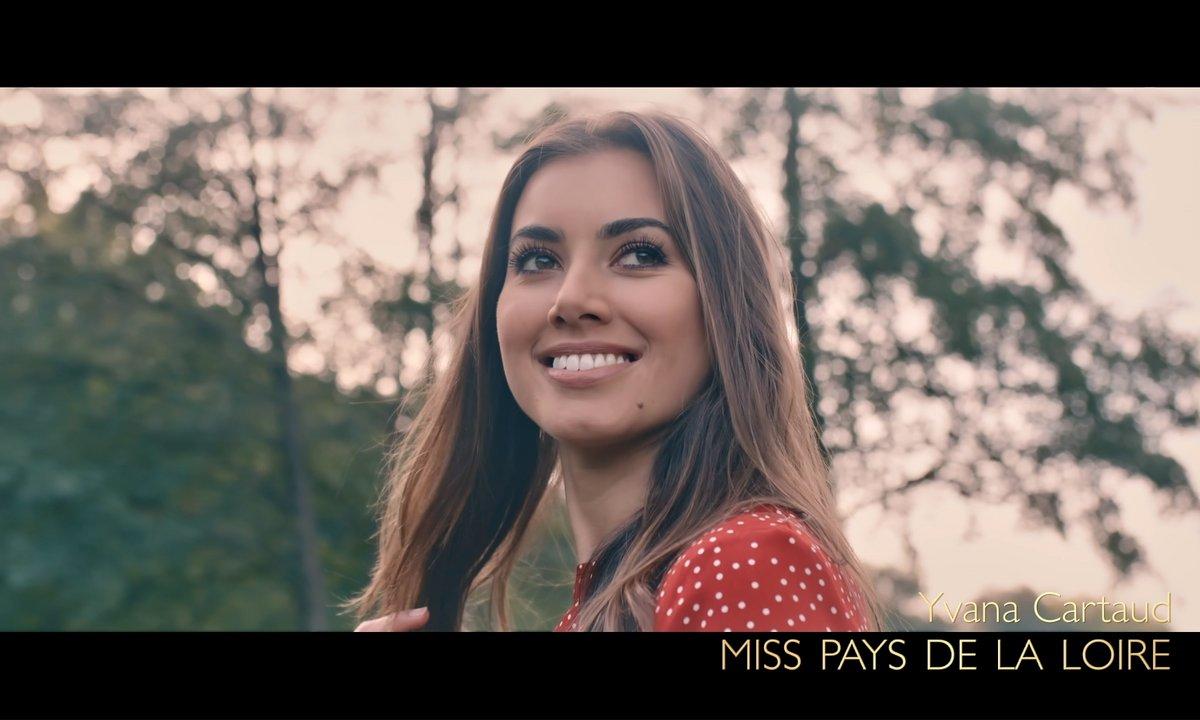 Miss Pays de la Loire 2019, Yvana Cartaud