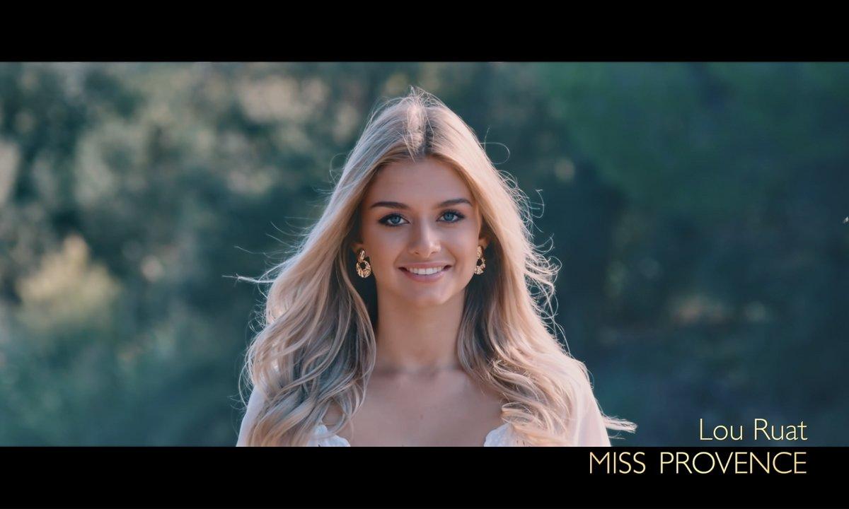 Miss Provence 2019, Lou Ruat