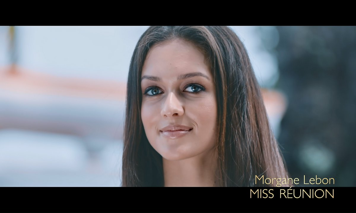 Miss Réunion 2019, Marie-Morgane LeBon
