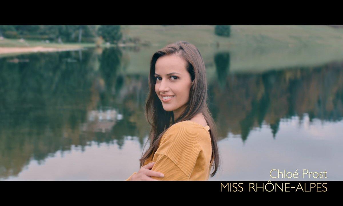 Miss Rhône-Alpes 2019, Chloé Prost